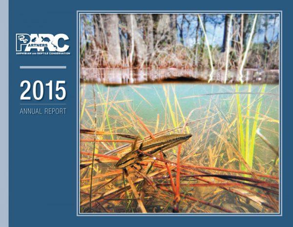 2015 PARC Annual Report