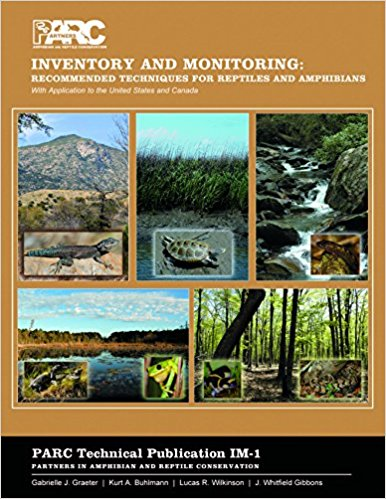 PARC Inventory and MonitoringRecommended Techniques for Reptiles and Amphibians