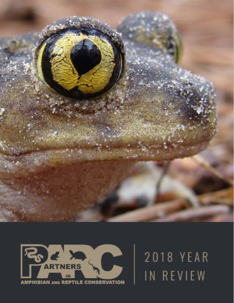 2018 PARC Annual Report