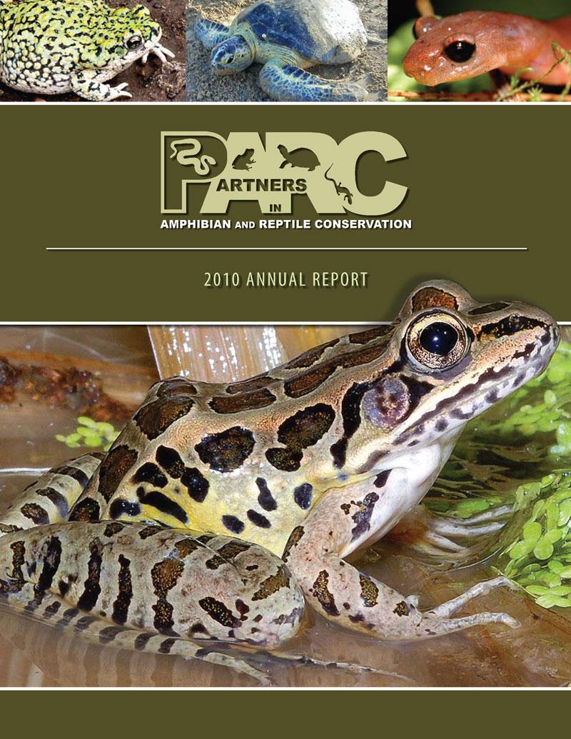 2010 PARC Annual Report