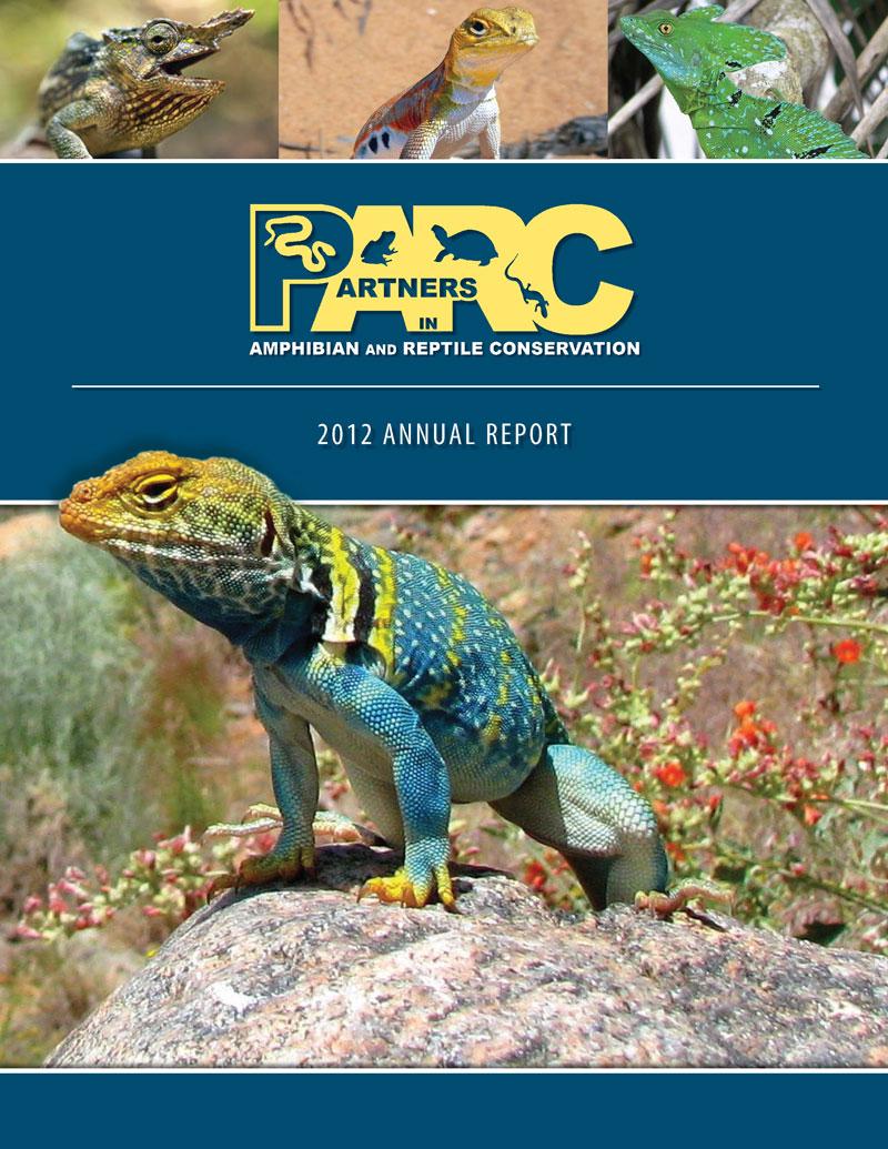 2012 PARC Annual Report