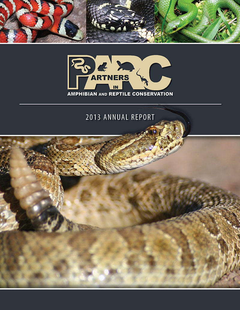 2013 PARC Annual Report