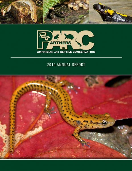 2014 PARC Annual Report