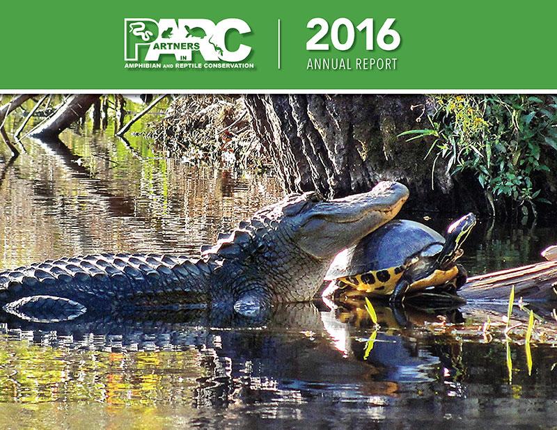 2016 PARC Annual Report