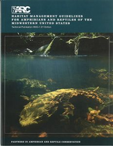 PARC Habitat Management Guidelines