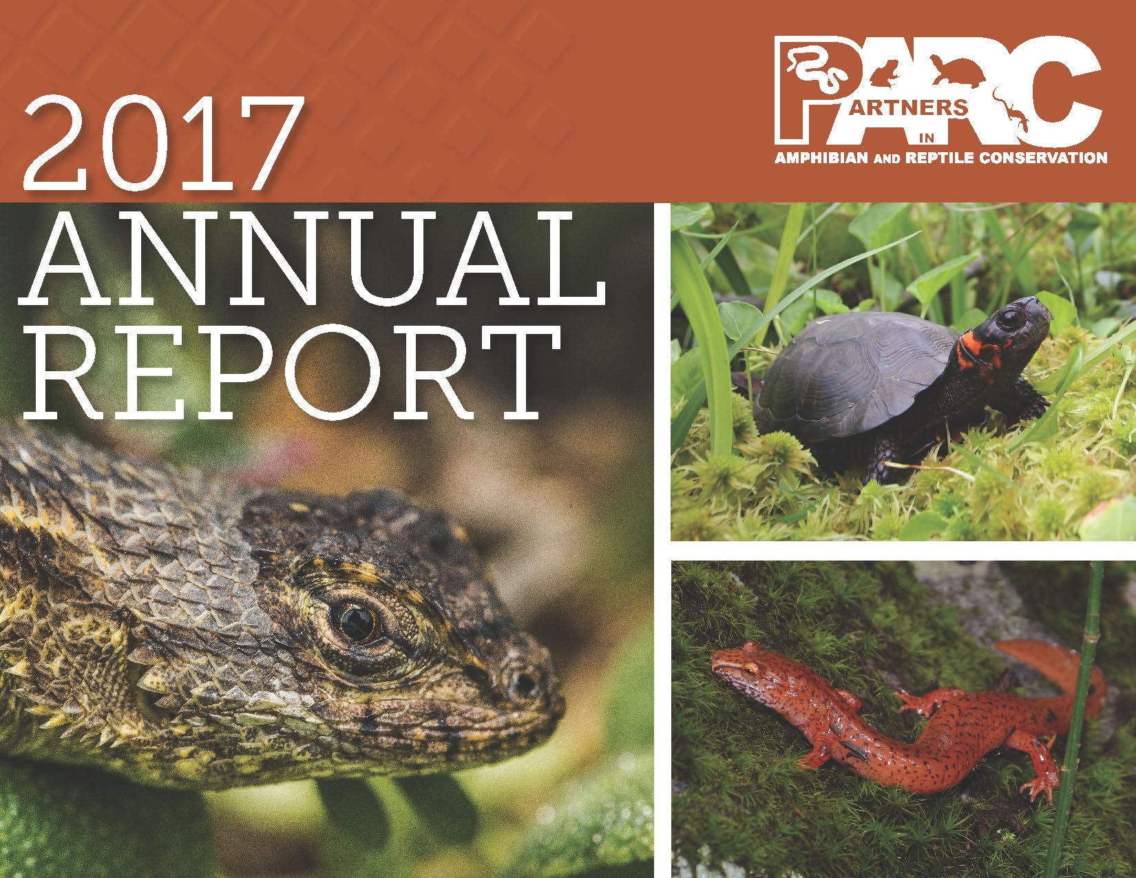 2017 PARC Annual Report