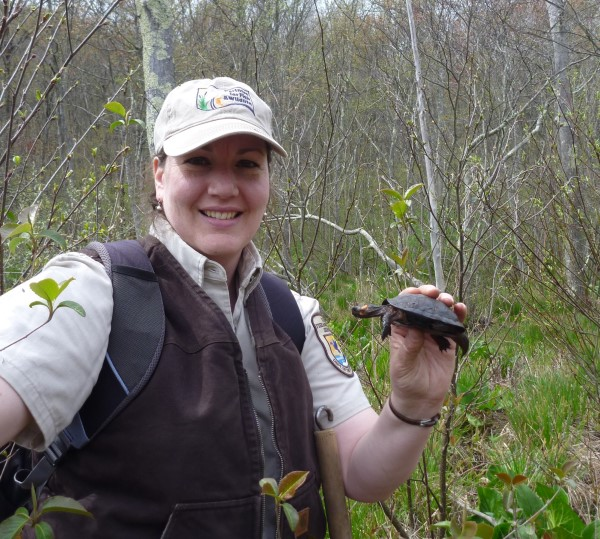 Noelle Rayman-Metcalf, National Turtle Networking Team Co-Chair