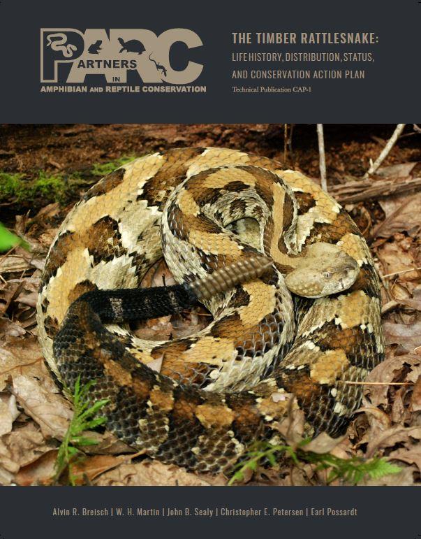 PARC Timber Rattlesnake Conservation Action Plan